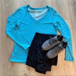 Nike Athletic Cut DRI-Fit Workout Top